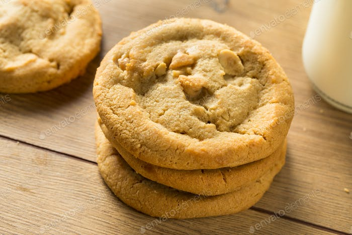 Thumbnail for Sweet Homemade Peanut Butter Cookies