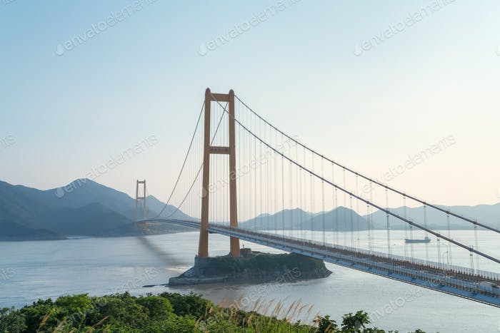 zhoushan xihoumen bridge