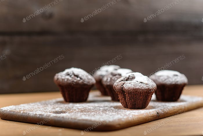 Thumbnail for chocolate muffins