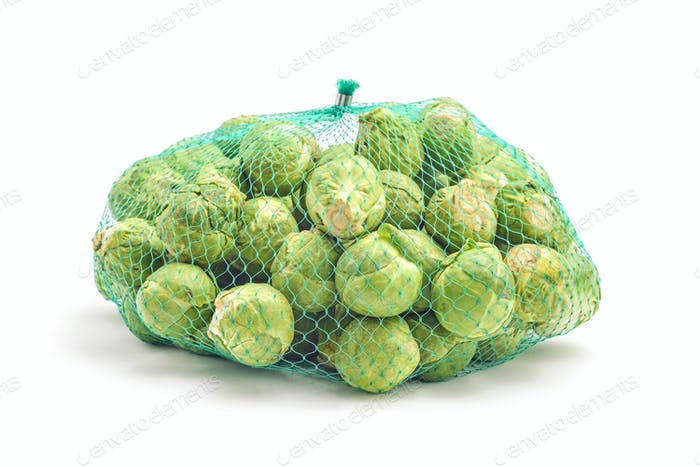 brussel cabbage bag