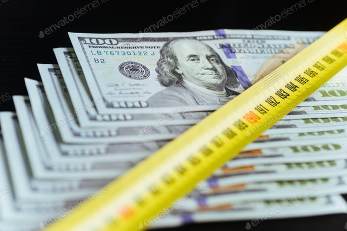 Antecedentes de billetes de 100 dólares