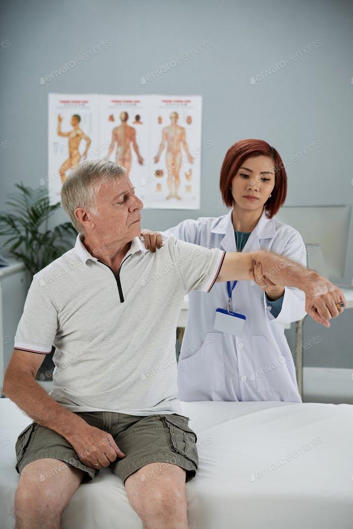 Rehabilitation theraphy