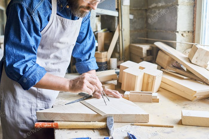 Traditional Woodworking Shop
