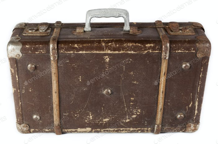 Suitcase With Handle