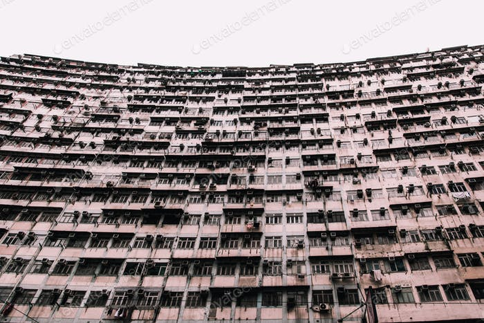 Apartment Building HongKong