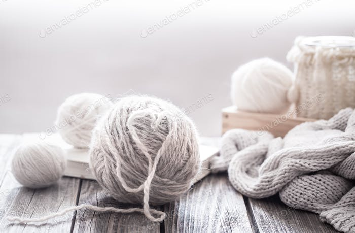 home hobbies, knitting