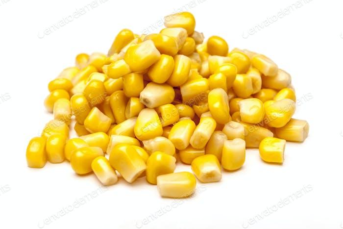 Maisbohnen