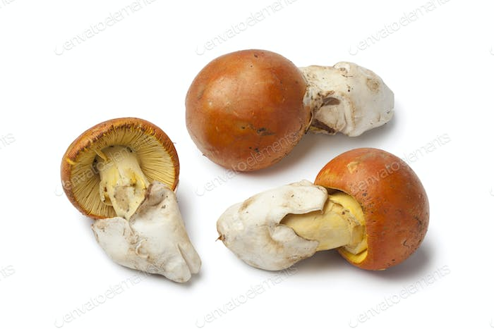 Caesar's Mushrooms