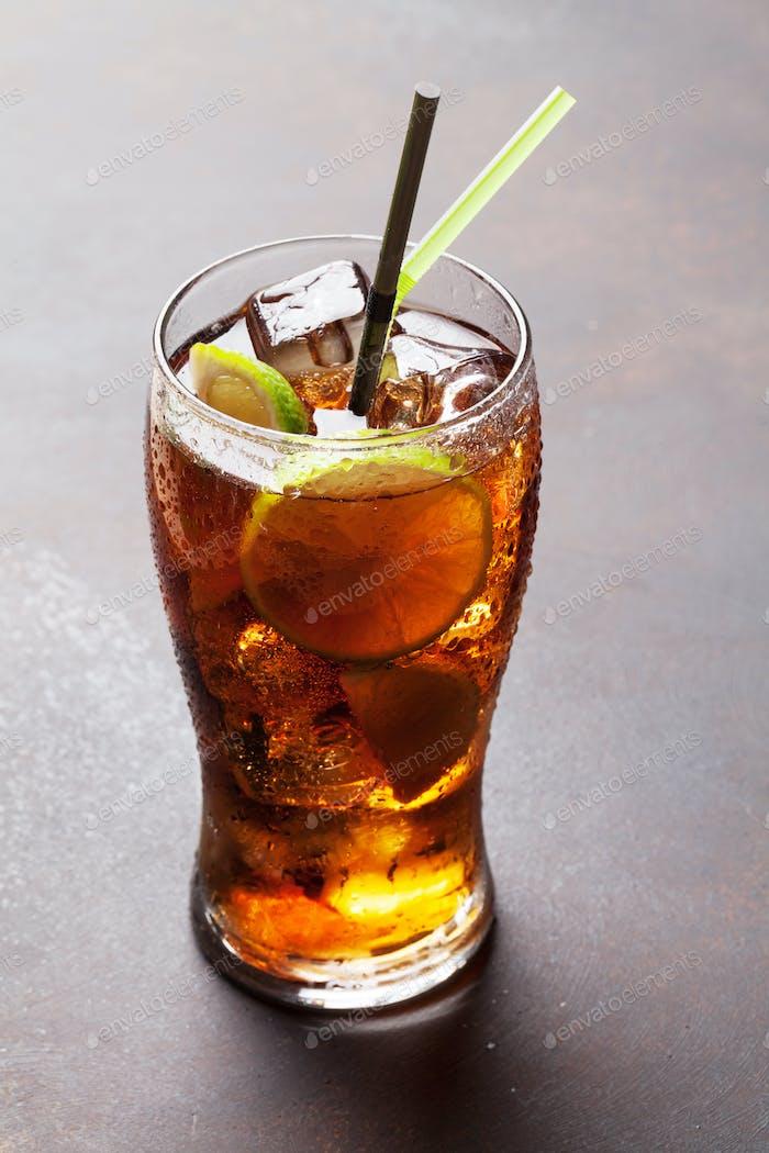 Kuba Libre Cocktailglas
