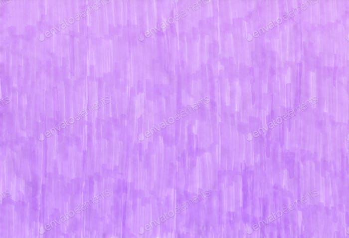 violet marker doodles texture on white