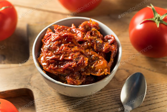 Raw Organic Sundried Tomatoes