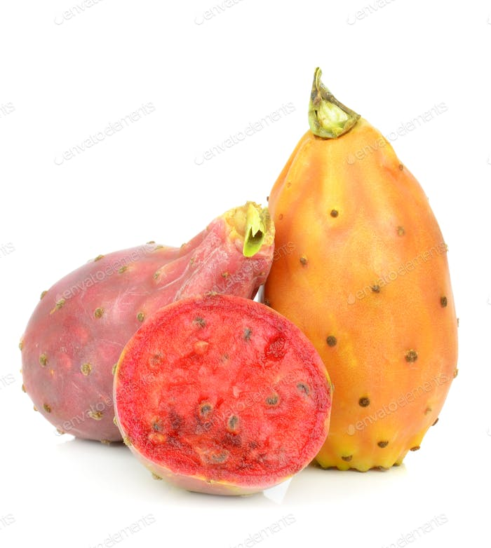 Group of Prickly Pears