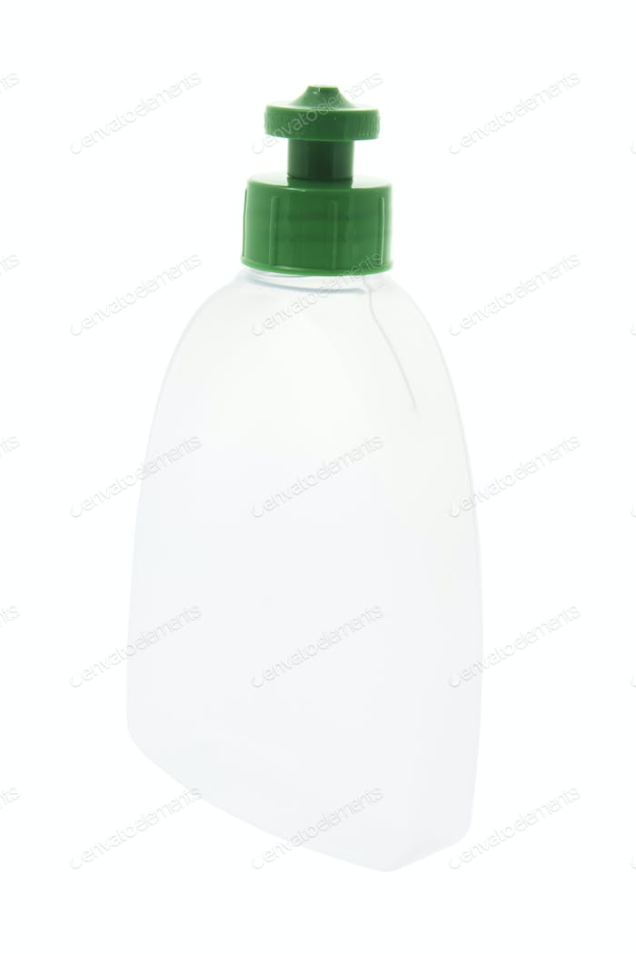 Plastic Liquid Dispenser Bottle