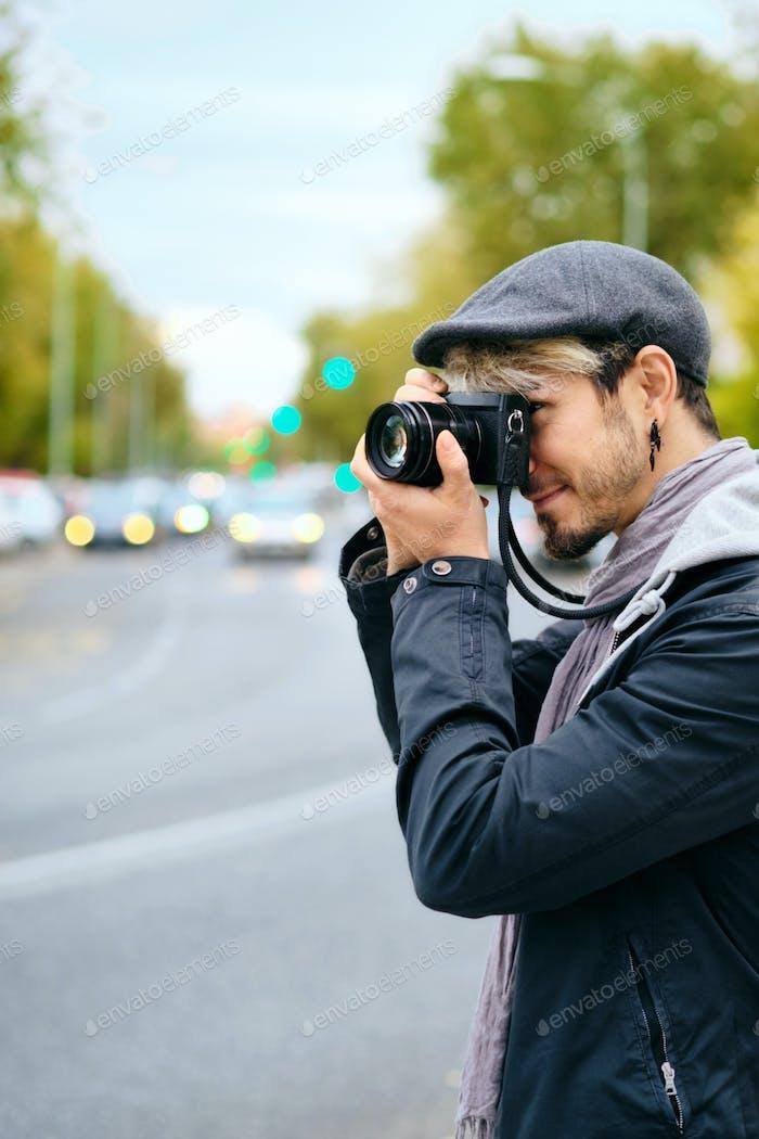 Hipster Street Fotograf