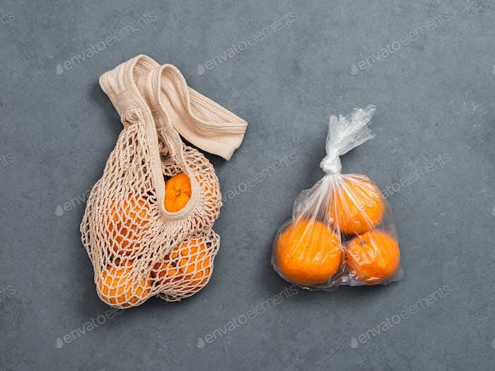 Zero waste, food waste concept