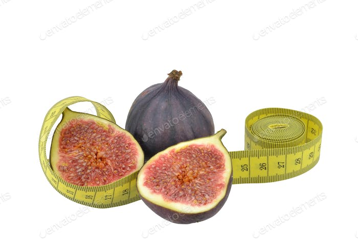 Figs and Measuring Tape