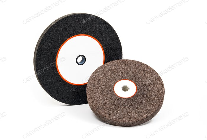 Grinding and polishing Industrial wheels