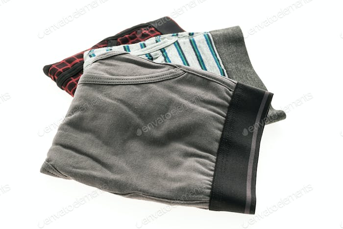 Short underwear and Pants for men