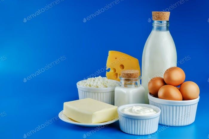 Liste der Milchprodukte