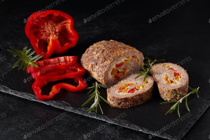 Pan de carne picada