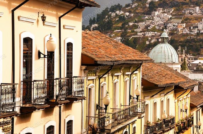 Colonial Balconies