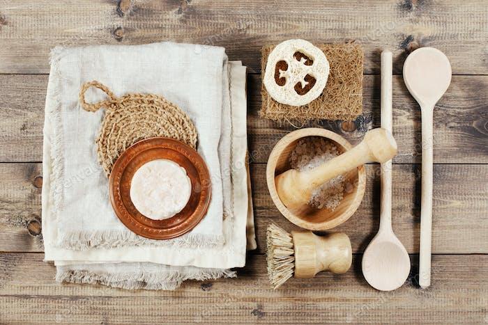 Zero Waste Concept in Domestic Kitchen