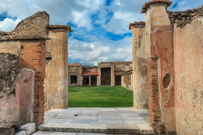 Pompei, Italien