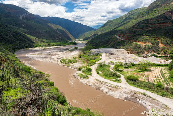 Chicamocha River View