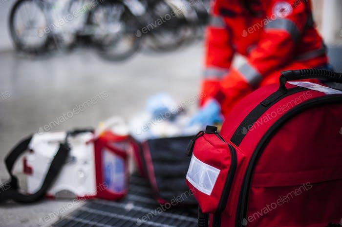 Rettungsbetreiber