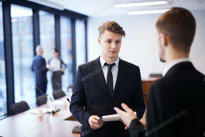 Young Entrepreneur