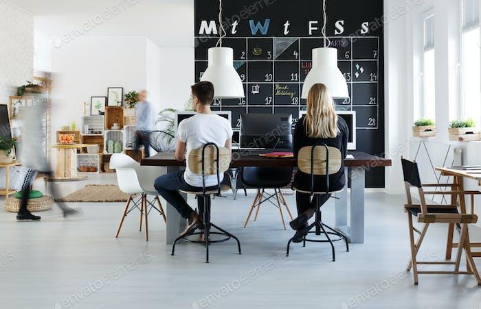 Coworking Space für Freelancer