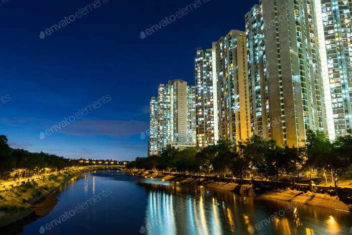 Hong Kong residential