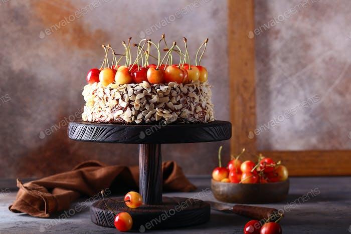 Berry Fruit Cake