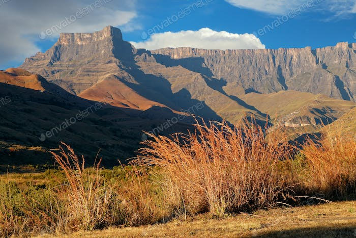Drakensberg mountains - South Africa