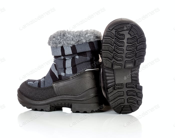winter baby shoe