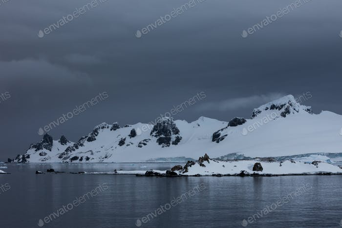 Antarktische Halbinsel, Antarktis