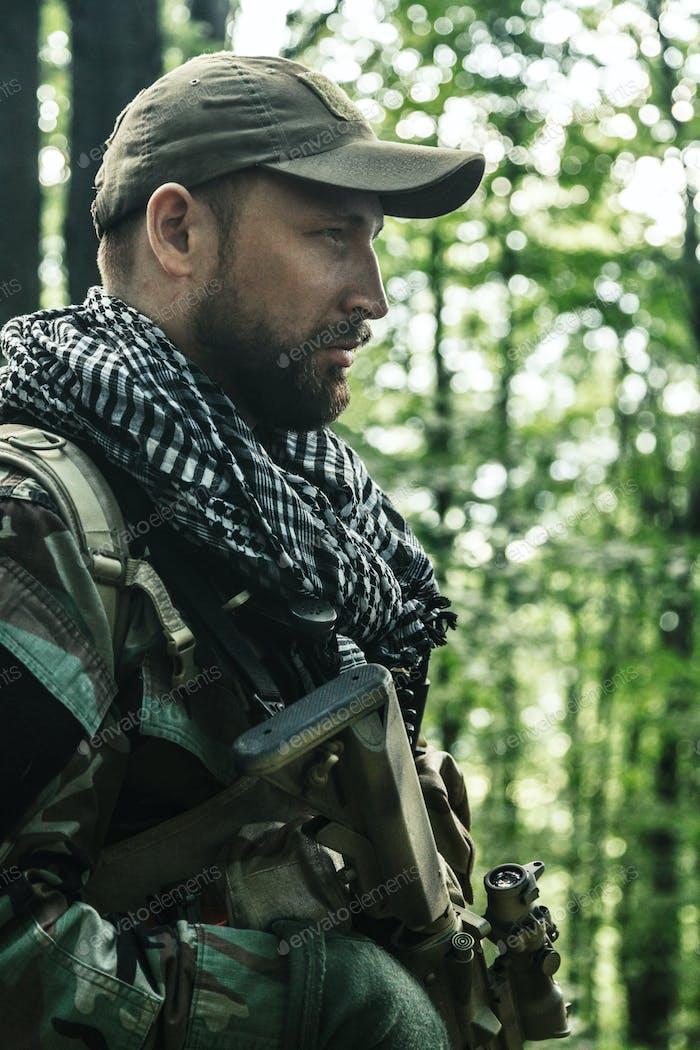 Navy SEAL Taliban hunter