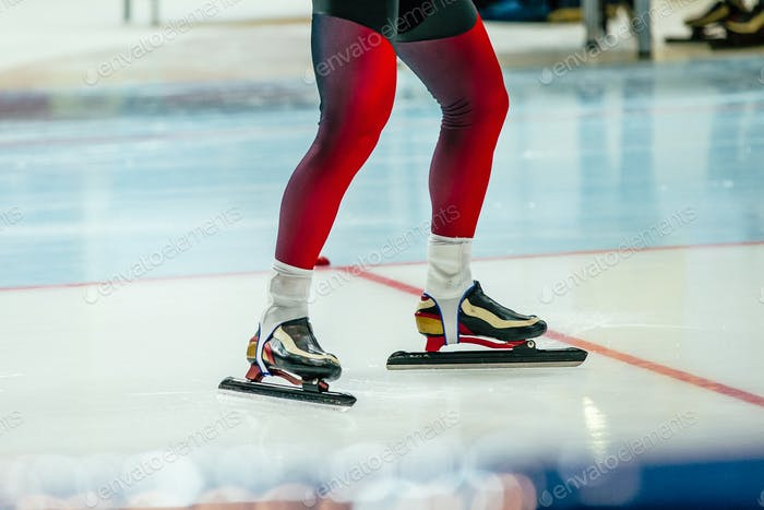 Speed Skater Sprinter
