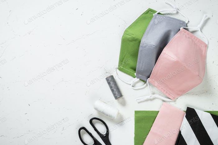 Zero Waste Gesichtsmaske, Virenschutz