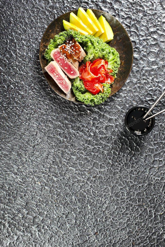 Thunfisch-Steak