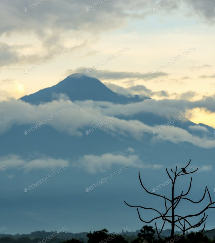 Volcán Tajumulco Guatemala