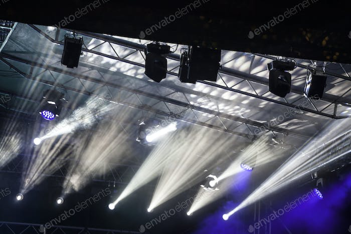 Spot Stage lights