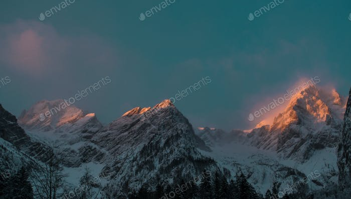 kamnik alps,slovenia