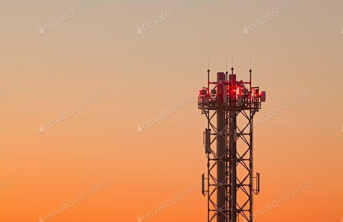 Mobiltelefon Telekommunikation Radioantenne