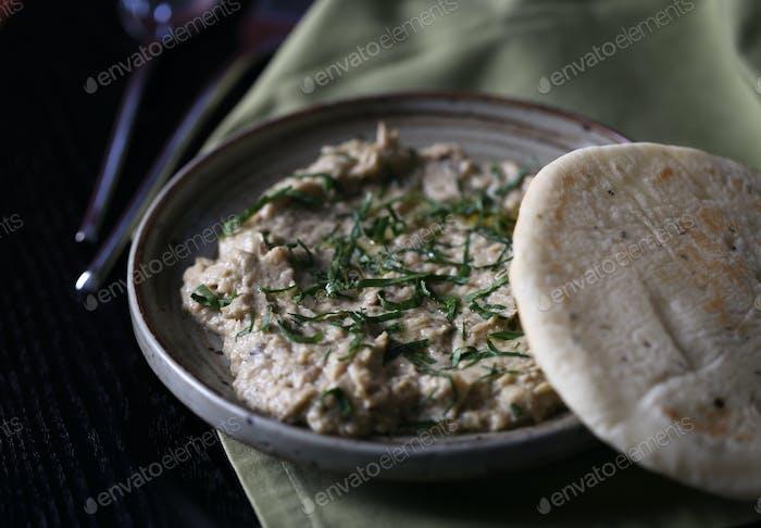 Eggplant Babaganush