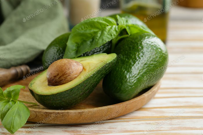 Natural Organic Avocado