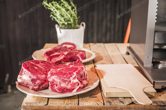 Beef Meat Grilling Time