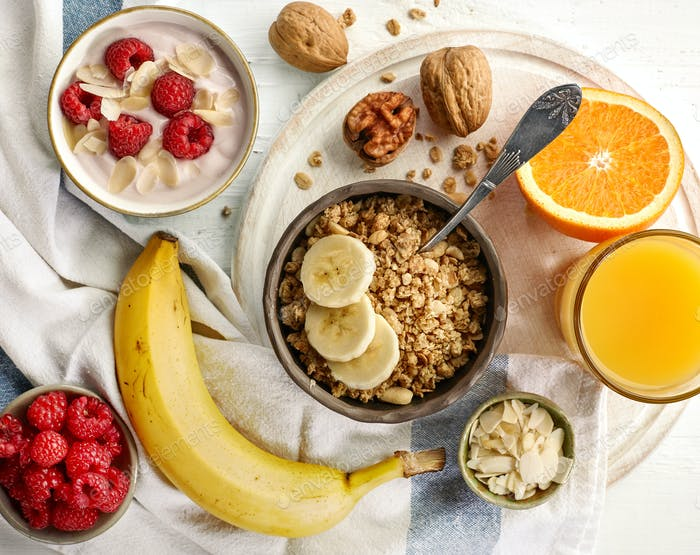 healthy breakfast products