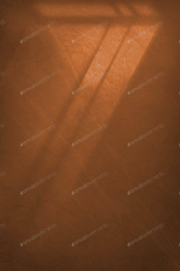 Diagonal shadows sun light on a wall mobile phone wallpaper