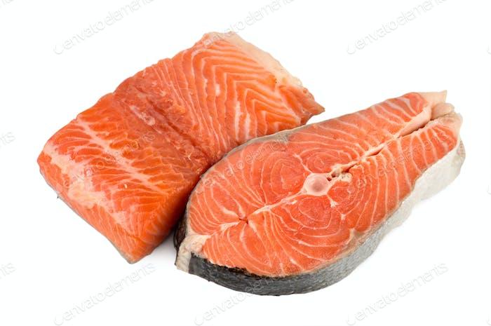 Fisch isoliert
